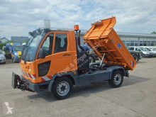 Multicar Fumo M30 4x4 KIPPER KLIMA Standheizung truck used three-way side tipper