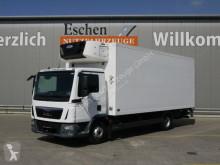 Camion frigo occasion MAN TGL 12.180, Carrier Supra 1250 MT, Diesel/Netz