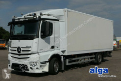 Camion fourgon Mercedes 1840 LNR/7,1 m. lang/Koffer/2 t. LBW/Euro 6/AHK