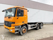 Mercedes Actros 2640 6x4 2640 6x4, Grüne Plakette truck used chassis