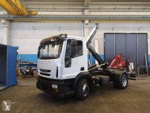 Iveco Eurocargo 120 E 25 truck used hook arm system