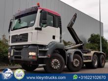 MAN hook arm system truck TGA 35.400