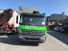Camion benne occasion Mercedes Atego 1524