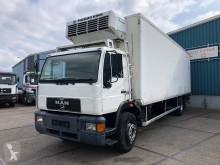 Used mono temperature refrigerated truck MAN 18.224