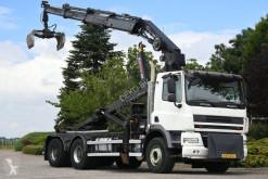 camion Ginaf X 3232 S !! 24 tm-KRAAN/HAAK!!6x4 GESTUURD!!EURO5!!2011