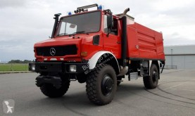 Mercedes wildland fire engine truck
