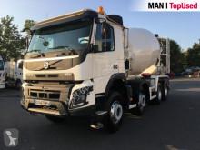 Camión cisterna gránulos / polvo Volvo FM MALAXEUR