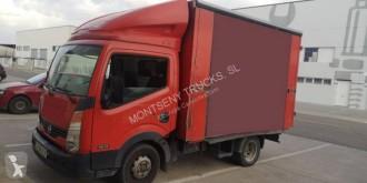 Камион Nissan Cabstar 35.13 подвижни завеси втора употреба