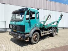 Mercedes skip truck SK 1824 K 4x2 1824 K 4x2 Sitzhzg./eFH.