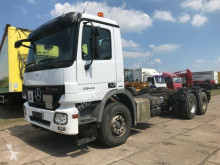 Mercedes Actros 2644 Blatt-Blattf- 4,50 m Radstand/Steel truck