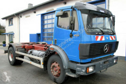 Mercedes SK 1722 V6 4x2 Chassi Blatt German manual LKW