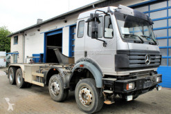 camion Mercedes SK 3234 L 8x4 Chassi Doppel-H Blatt/Blatt