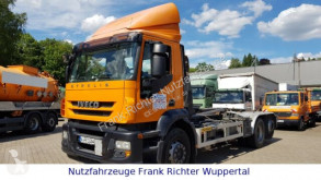Camion Iveco 260S42 6x2, Eu5eevPaliftKnickarm Miete sofort multibenne occasion