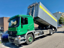 Mercedes cereal tipper truck