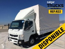 Fuso Canter 7C18 truck used tautliner