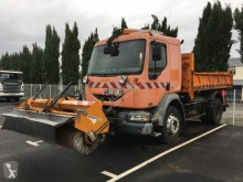 Renault two-way side tipper truck Midlum 220 DCI