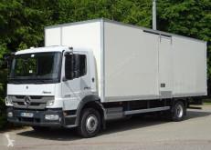 ciężarówka furgon używana