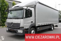Camion obloane laterale suple culisante (plsc) second-hand Mercedes Atego 1223