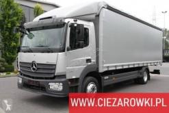Camión Mercedes Atego 1223 tautliner (lonas correderas) usado