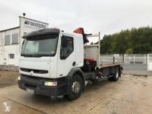 Renault Premium Lander 320.19 truck used standard flatbed