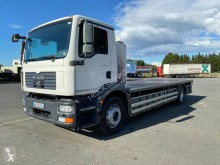 Used flatbed truck MAN TGM 18.280
