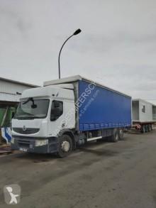 Renault függönyponyvaroló teherautó Premium 370 DXI