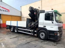 Camion Mercedes Actros 2541 plateau occasion