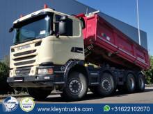 Camión volquete volquete trilateral Scania G 490