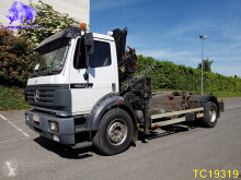 Mercedes SK 1827 truck used container