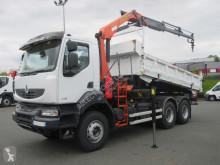 Camion ribaltabile bilaterale Renault Kerax 370 DXI
