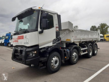Renault two-way side tipper truck Gamme C 440.19