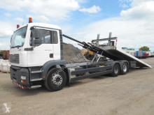 MAN heavy equipment transport truck TGA 28.350