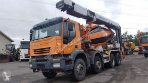 camion Iveco AD 380 T38 bandmischer Liebherr HTM 904 LTB 12+4+1