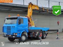 Camion Scania 142 cassone usato