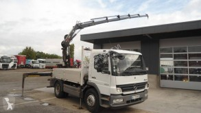 Camion Mercedes Atego 1224 K plateau ridelles occasion