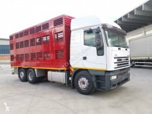 Camion Iveco Eurostar transport animale second-hand