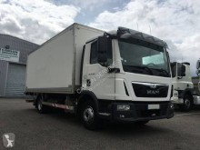 MAN box truck TGL 12.180