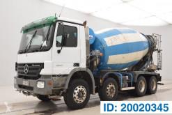 Vrachtwagen Mercedes Actros 3241 tweedehands beton molen / Mixer
