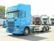 Scania R 410 Topliner *BDF/Wechselfahrg mit Hubrahmen * truck