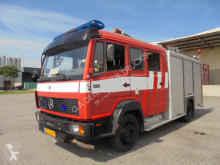 Mercedes 1117 truck used fire