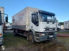 Kamión valník s bočnicami a plachtou Iveco Eurocargo 170 E 23
