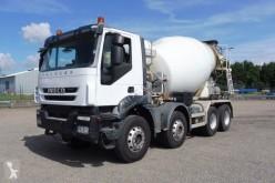 Iveco Trakker 340 T 41 truck used concrete mixer