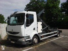 Camion polybenne occasion Renault Midlum 220.12 C