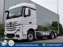 Used BDF truck Mercedes Actros 2542