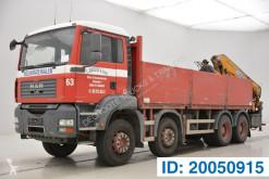 Camion MAN TGA 32.360 plateau occasion
