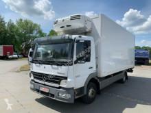 Mercedes 1222 Kühlfahrzeug Ladebordwand und Thermoking LKW
