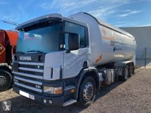 Scania truck used tanker
