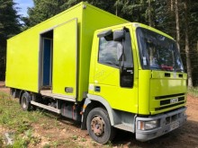 Iveco Eurocargo 100 E 15 truck used plywood box