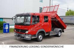 camion Mercedes Atego 822K Doppelkabine Kipper 6-Sitze Euro4 AHK