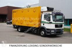 Camión MAN TGM 12.290 BL Kühlkoffer 6m SUPRA 550 Klima LBW frigorífico usado